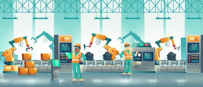 Manufacturing and Production Explanatory Video