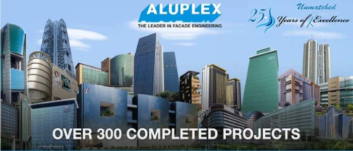 aluplex india animation video case study