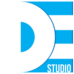 DELogo 01 White bg Dream Engine Animation Studio, Mumbai