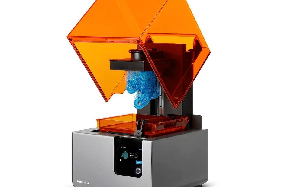 FormLabs 3D Printer Presentation